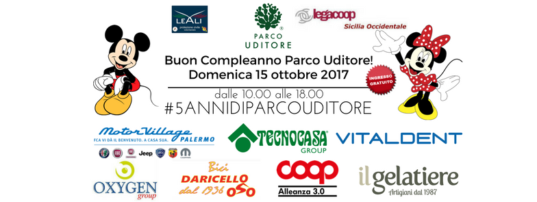 Buon Compleanno Parco Uditore 5annidiparcouditore Parco Uditore
