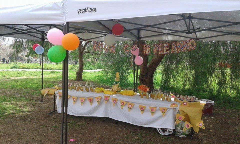 Festeggia il compleanno dei tuoi bimbi al Parco